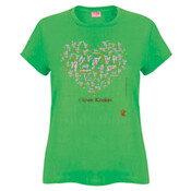 Koala Heart - Ladies Fashion Tshirt