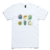 Aussie Friends (Boy) - AS Colour Light Weight Paper Tee