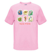 Aussie Friends (Girl) - Mens Surf Style TShirt