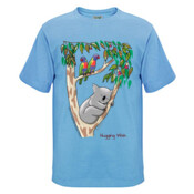 Hugging Wish - Kids Regular Surf Style Tee