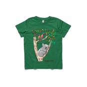 Hugging Wish - ASColour Small Kids T-Shirt