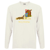 Platypus and Christmas Gifts - Men's 'Sportage Hawkins' Long Sleeve Tee