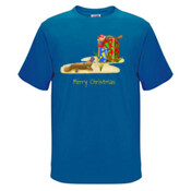Platypus and Christmas Gifts - Mens Surf Style TShirt