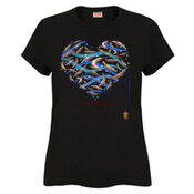 Platypus Heart - Ladies Fashion Tshirt