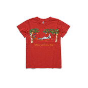 Well Deserved Christmas Break - Koala Relaxing on Hammock  - ASColour Small Kids T-Shirt
