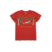 Love Busy Christmas Holidays! - ASColour Small Kids T-Shirt