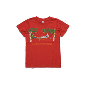 Love Busy Christmas Holidays! - ASColour Youth T-Shirt