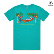 Love Busy Christmas Holidays! - ASColour Men's Staple Tee