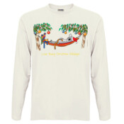 Love Busy Christmas Holidays! - Men's 'Sportage Hawkins' Long Sleeve Tee