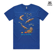 Platypus Christmas Treasure - ASColour Men's Staple Tee