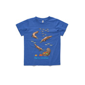 Platypus Christmas Treasure - ASColour Youth T-Shirt