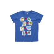 Who eats what? (Boy) - ASColour Youth T-Shirt