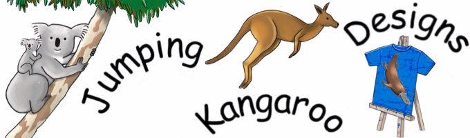 Jumping Kangaroo Designs