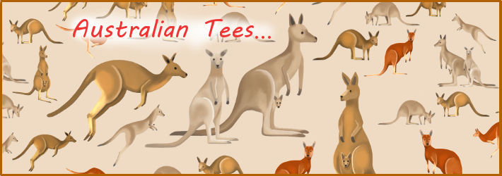 Australian TShirts Category